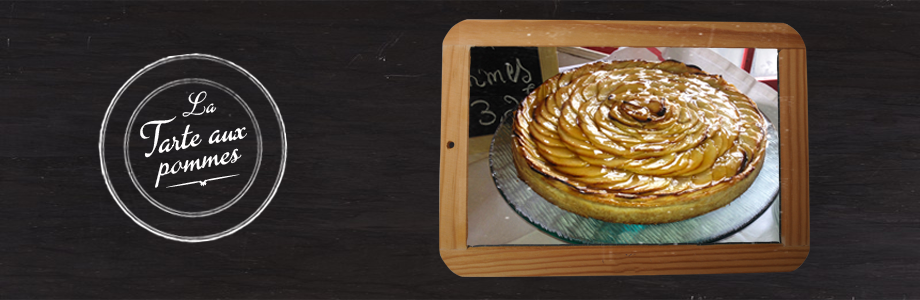 Slide – La Tarte aux pommes